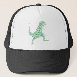Dinosaure Dadasaurus de papa Casquette