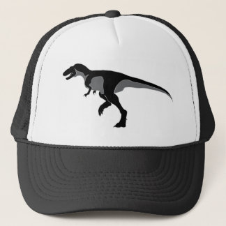 Dinosaure d'Alectrosaurus Casquette
