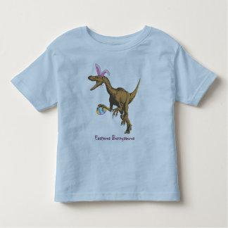 dinosaure de Pâques T-shirt Pour Les Tous Petits