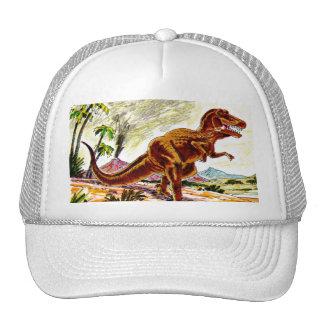 Dinosaure de Rex de Tyrannosaurus Casquette Trucker