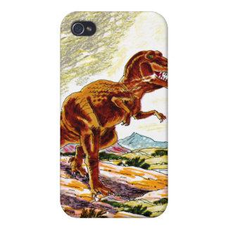 Dinosaure de Rex de Tyrannosaurus Coques iPhone 4/4S