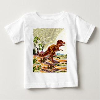 Dinosaure de Rex de Tyrannosaurus T-shirt Pour Bébé