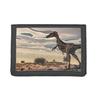 Dinosaure de Velociraptor - 3D rendent