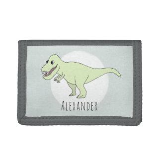 Dinosaure frais de T-Rex du griffonnage du garçon