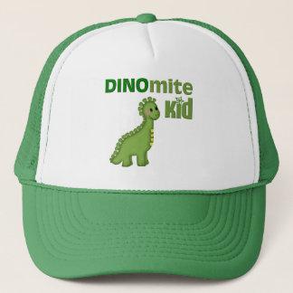 Dinosaure vert Dinomite Casquette