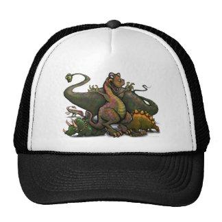 Dinosaures Casquettes De Camionneur