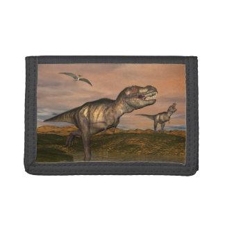 Dinosaures de rex de Tyrannosaurus - 3D rendent