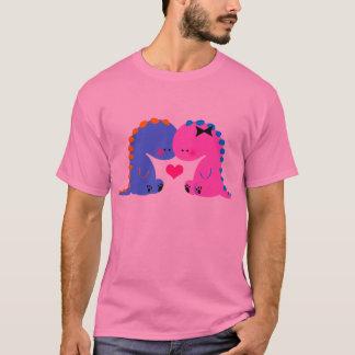 Dinosaures mignons de //de chemise de dinosaure t-shirt