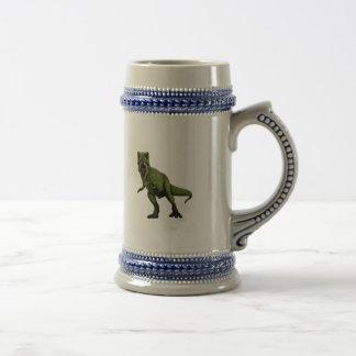 Dinosaures T-Rex Chope À Bière