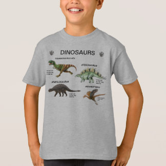 Dinosaures ! t-shirts
