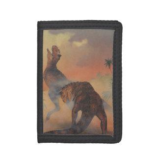 Dinosaures vintages, Carnotaurus hurlant dans la