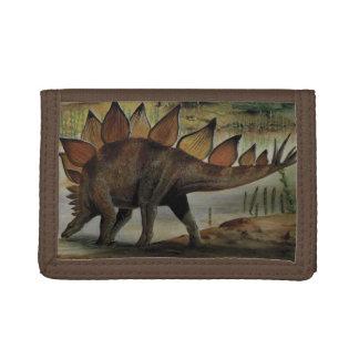 Dinosaures vintages, Stegosaurus, queue avec des