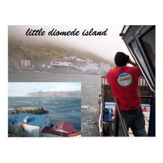 Diomede 4 cartes postales