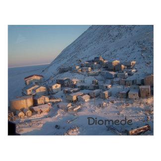 Diomede 5 carte postale
