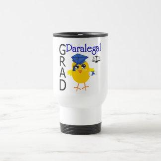 Diplômé de paralégal mug à café