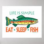 Dire drôle de pêche posters