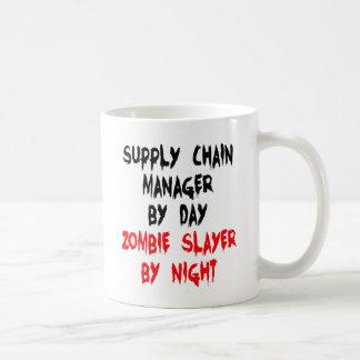 Directeur de chaîne d'approvisionnements de tueur mug