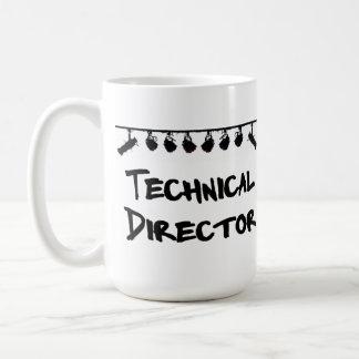 Directeur Mug de Thechnical