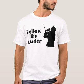 Directeur musical suiviste t-shirt