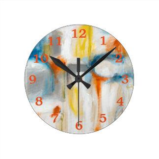 Direction I Horloge Ronde