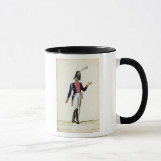 Dirigeant de Garde du Corps Mug