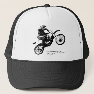 Dirtbike Casquette