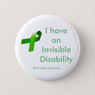Disablility invisible pin's