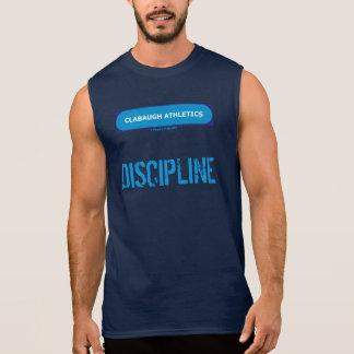 DISCIPLINE d'athlétisme de Clabaugh T-shirt Sans Manches