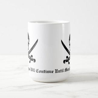 Discipline de pirate mug