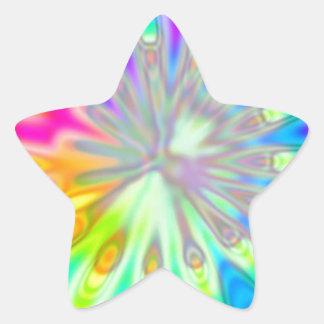 Disco Sticker Étoile