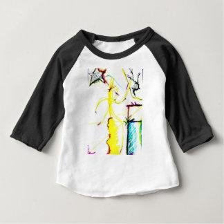 Disco W \ fou T-shirt Pour Bébé
