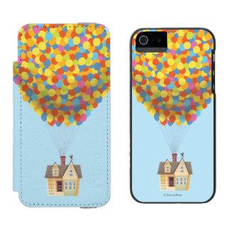 Disney Pixar VERS LE HAUT de pastel de Chambre de Coque-portefeuille iPhone 5 Incipio Watson™