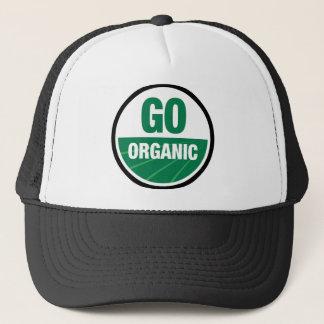 Disparaissent le casquette organique