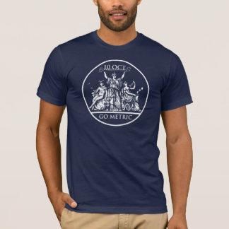Disparaissent le T-shirt américain d'obscurité