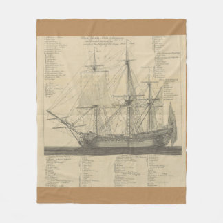 disposition de bateau de navigation