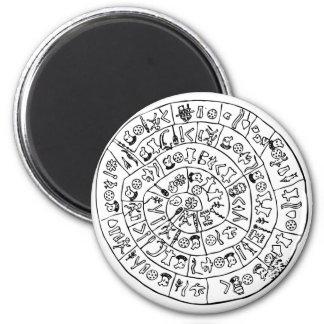 Disque de Phaistos Magnets