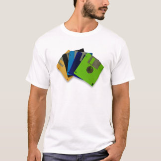 Disquettes T-shirt