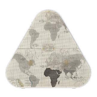 Distribution des rongeurs et des animaux haut-parleur bluetooth