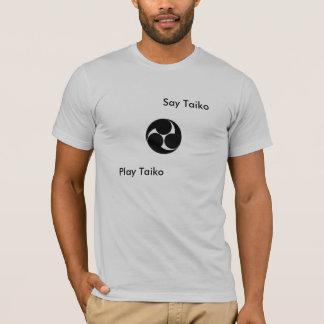 """Dites Taiko - T-shirt de Taiko """"Kuchi Showa"""" de"""