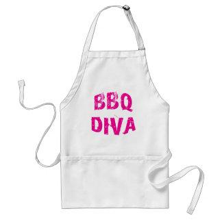 Diva de BBQ Tablier