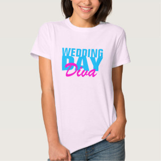 Diva de JOUR DU MARIAGE T-shirts