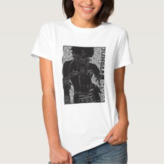 Diva de jungle t-shirt