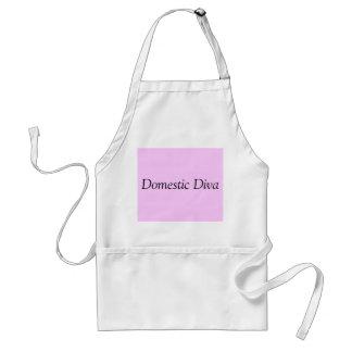 Diva domestique tablier