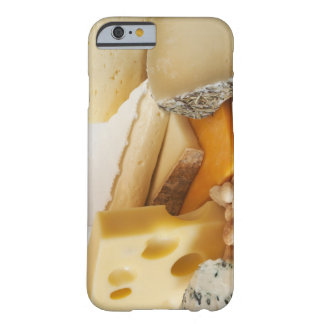 Divers fromages sur le hachoir coque barely there iPhone 6