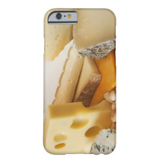 Divers fromages sur le hachoir coque iPhone 6 barely there