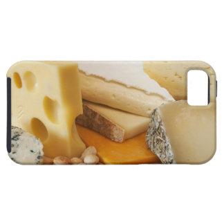 Divers fromages sur le hachoir coques iPhone 5 Case-Mate