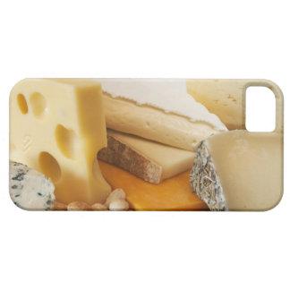 Divers fromages sur le hachoir étuis iPhone 5