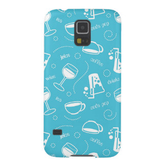 Diverses boissons protections galaxy s5