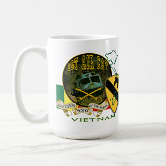 Division de cavalerie de Vietnam-1st (air Cav) Mug