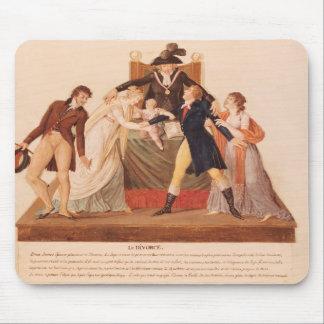 Divorce. La réconciliation Tapis De Souris